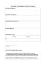Wohnungsgeberbescheinigung - Formular der Stadtverwaltung Jena